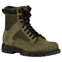 "Timberland Radford 7"" Lace Up Boot - Men's - Olive Green / Black"