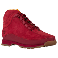 Timberland Euro Dub Rhumbus Helcor - Men's - Red / Tan
