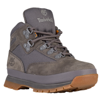 Timberland Euro Hiker - Boys' Grade School - Grey / Tan