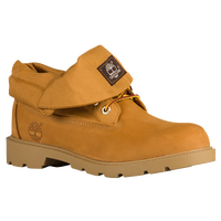 Timberland Roll-Top Boots - Boys' Grade School - Tan / Brown