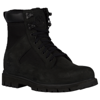 "Timberland Radford 7"" Lace Up Boot - Men's - All Black / Black"