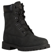 "Timberland 8"" Premium Waterproof Boot - Boys' Grade School - All Black / Black"