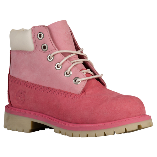 "Timberland 6"" Premium Waterproof Boots - Girls' Toddler ..."