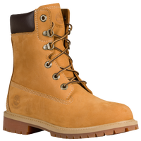 "Timberland 8"" Premium Waterproof Boot - Boys' Grade School - Tan / Brown"