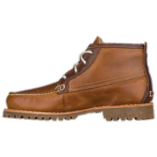 Timberland Authentics Chukka - Men's - Brown / Brown
