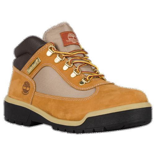 Timberland Field Boots - Men's - Tan / Brown