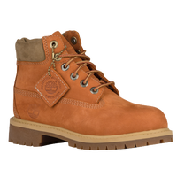 timberland roll top boots - boys preschool