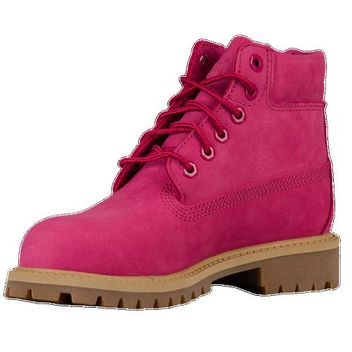 "Timberland 6"" Premium Waterproof Boots - Girls' Preschool ..."