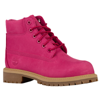 Timberland Boots Womens Red