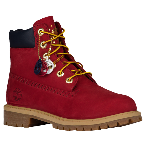 "Timberland 6"" Premium Waterproof Boots - Boys' Grade ..."