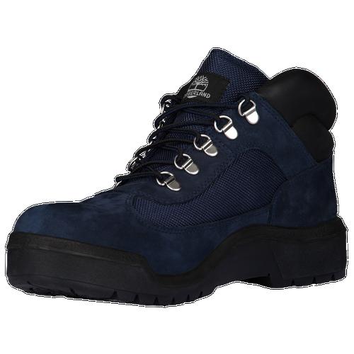 Timberland Field Boots - Men's - Navy / Black