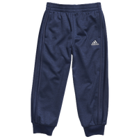 adidas Focus Pants - Boys' Toddler - Navy / Navy