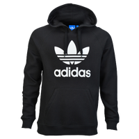 adidas Originals 3Foil Hoodie - Men's - Black / White