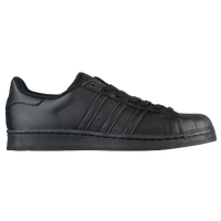 adidas Originals Superstar - Men's - All Black / Black