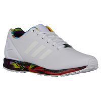 Adidas Zx Flux All White Mens