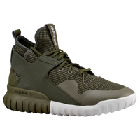 adidas Originals Tubular X - Men's - Olive Green / White