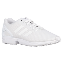 adidas Originals ZX Flux - Men's - All White / White
