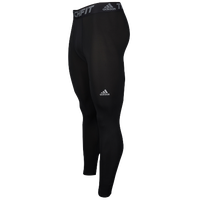 adidas Techfit Compression Tights - Men's - Black / Grey