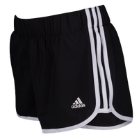 adidas M10 Shorts - Women's - Black / White