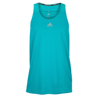 adidas Response Singlets - Men's - Light Blue / Light Blue