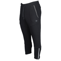 adidas Originals Sport Luxe Zip Pants - Men's - Black / Grey