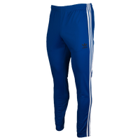 adidas Originals Open Hem Track Pants - Men's - Blue / White