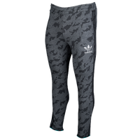 adidas Originals Training All Over Print Track Pants - Men's - Grey / Black