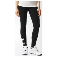 adidas Originals Trefoil Leggings - Women's - Black / White