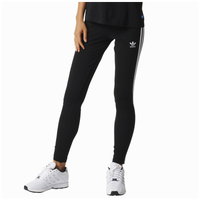 adidas Originals 3-Stripes Leggings - Women's - Black / White