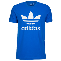 adidas Originals Trefoil T-Shirt - Men's - Blue / White