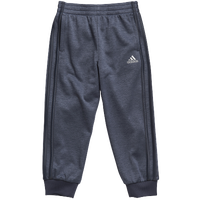 adidas Focus Pants - Boys' Preschool - Grey / Grey