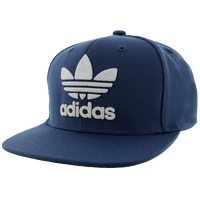 adidas Originals Originals Thrasher Chain Snapback - Men's - Navy / White