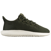 adidas Originals Tubular Shadow - Women's - Olive Green / Olive Green