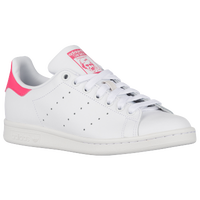 adidas Originals Stan Smith - Women's - White / Pink