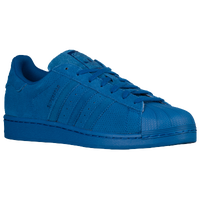 adidas Originals Superstar - Men's - Blue / Blue