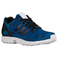 adidas Originals ZX Flux - Women's - Blue / Black