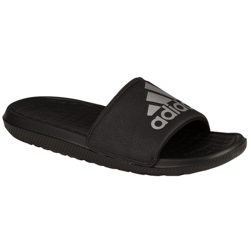 adidas Voloomix Slide - Men's - Black / Silver