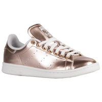 adidas Originals Stan Smith - Women's - Gold / White