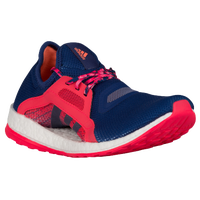 adidas Pure Boost X - Women's - Navy / Red