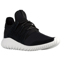 adidas Originals Tubular Radial - Men's - Black / White