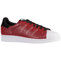 adidas Originals Superstar - Men's - Red / White