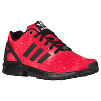 adidas Originals ZX Flux - Men's - Red / Black