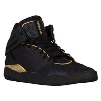 adidas Originals Crestwood Mid - Men's - Black / Gold