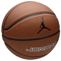 Jordan Legacy Basketball - Orange / Brown