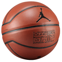 Jordan Hyper-Grip OT Basketball - Men's - Orange / Black