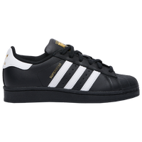 adidas Originals Superstar - Boys' Grade School - Black / White