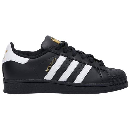 Adidas Superstar Womens White And Black