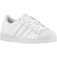 adidas Originals Superstar - Boys' Preschool - White / Gold