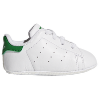 adidas Originals Stan Smith Crib - Boys' Infant - White / Green