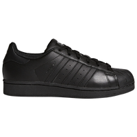 adidas Originals Superstar - Boys' Grade School - All Black / Black
